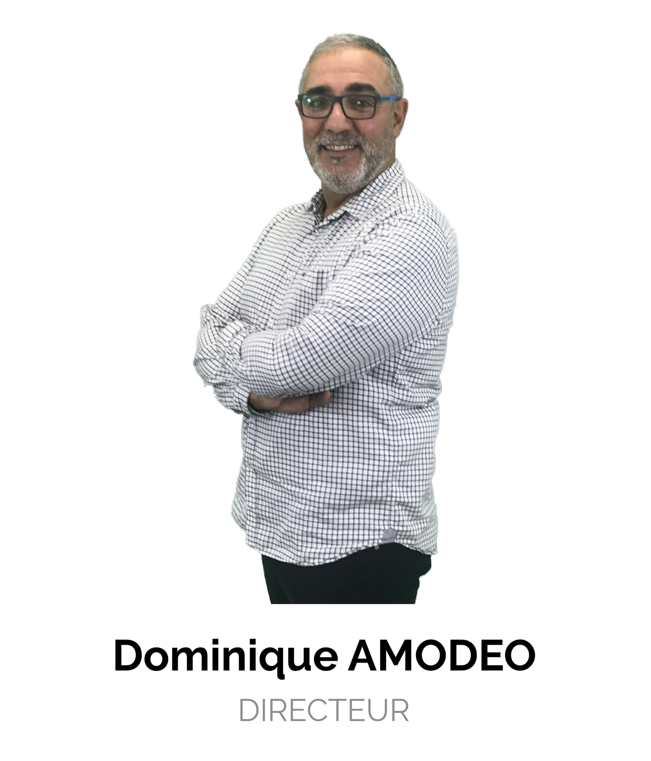 Dominique Amodeo Directeur