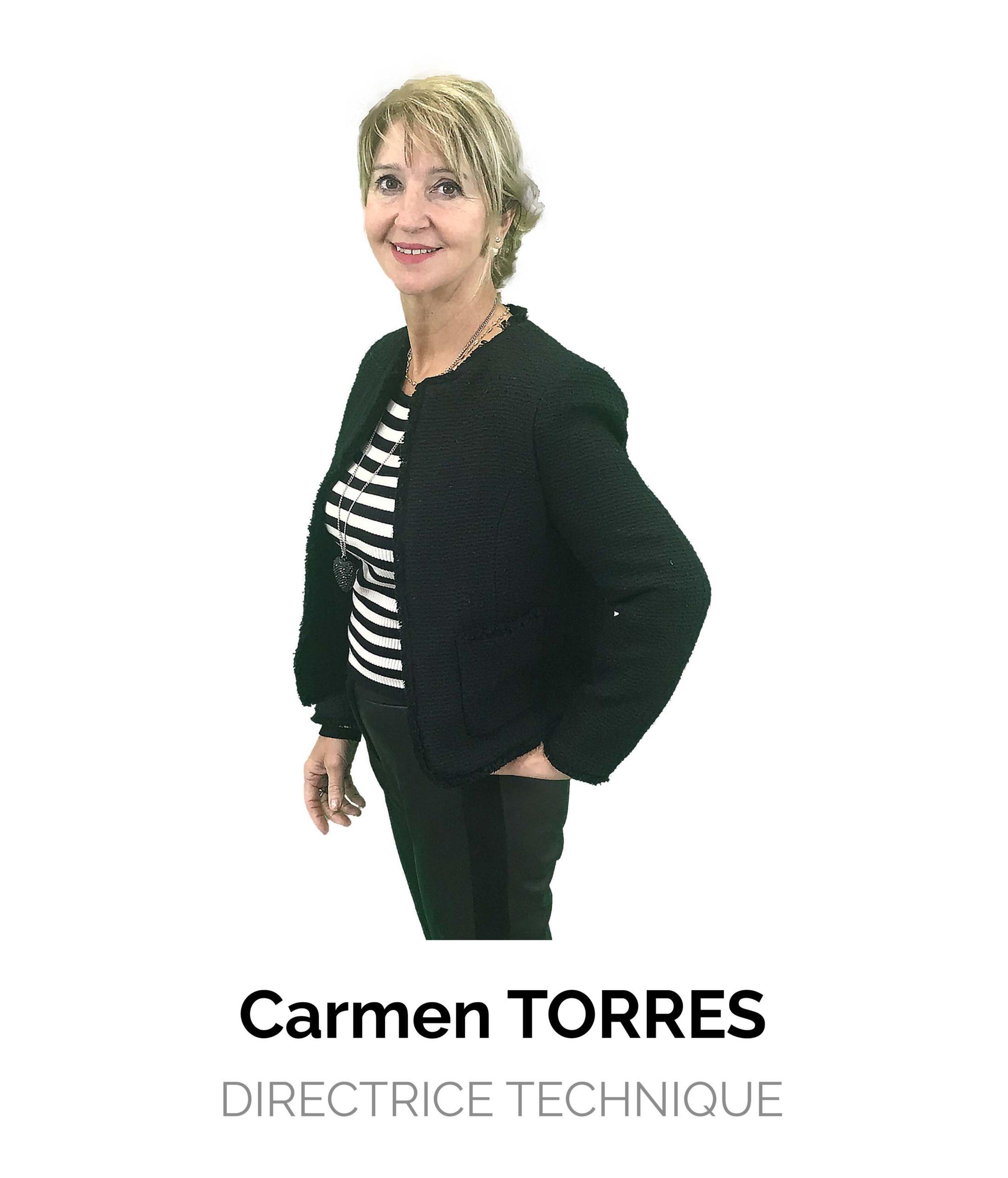 Carmen Torres Directrice Technique
