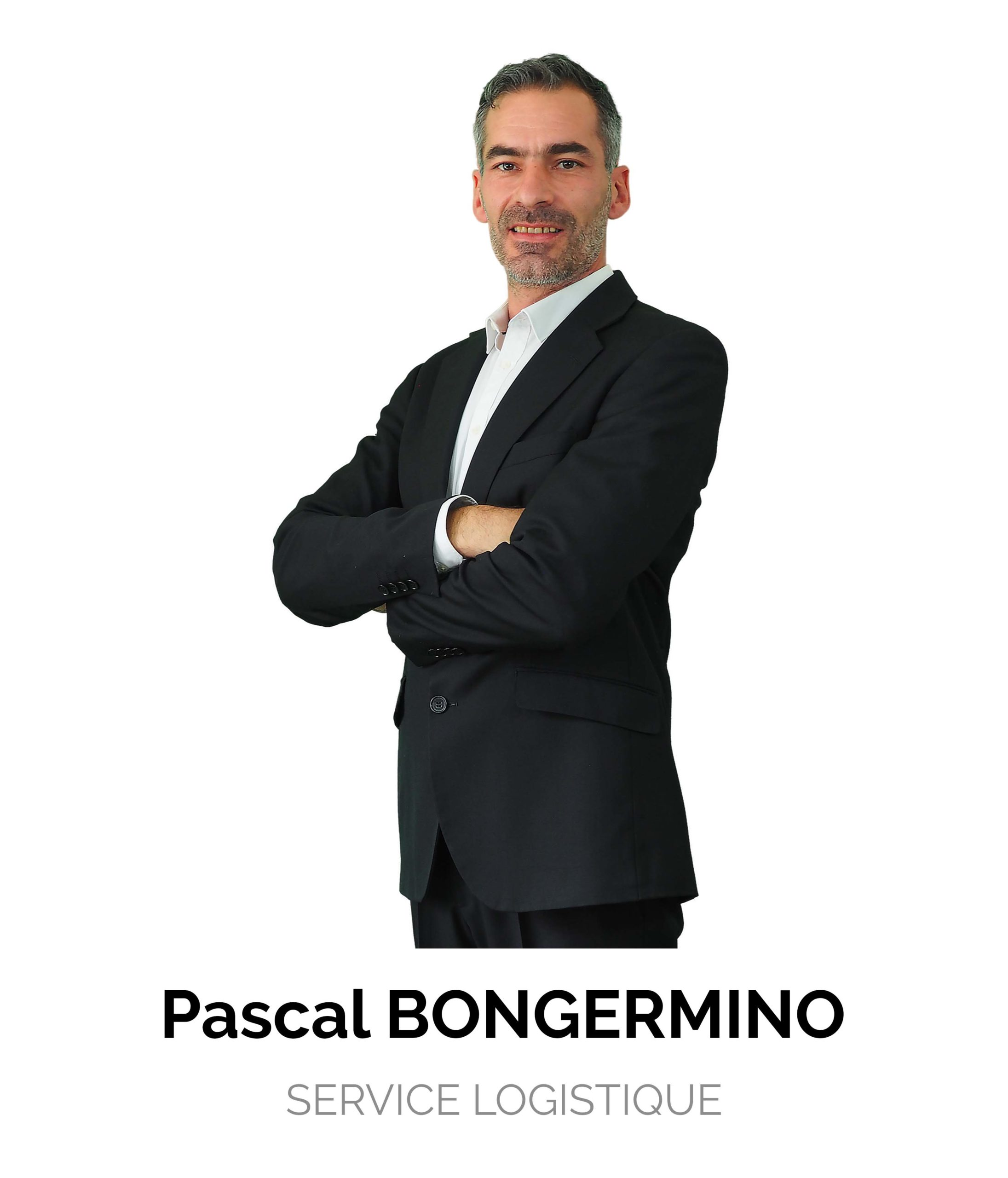 Pascal Bongermino Service Logistique